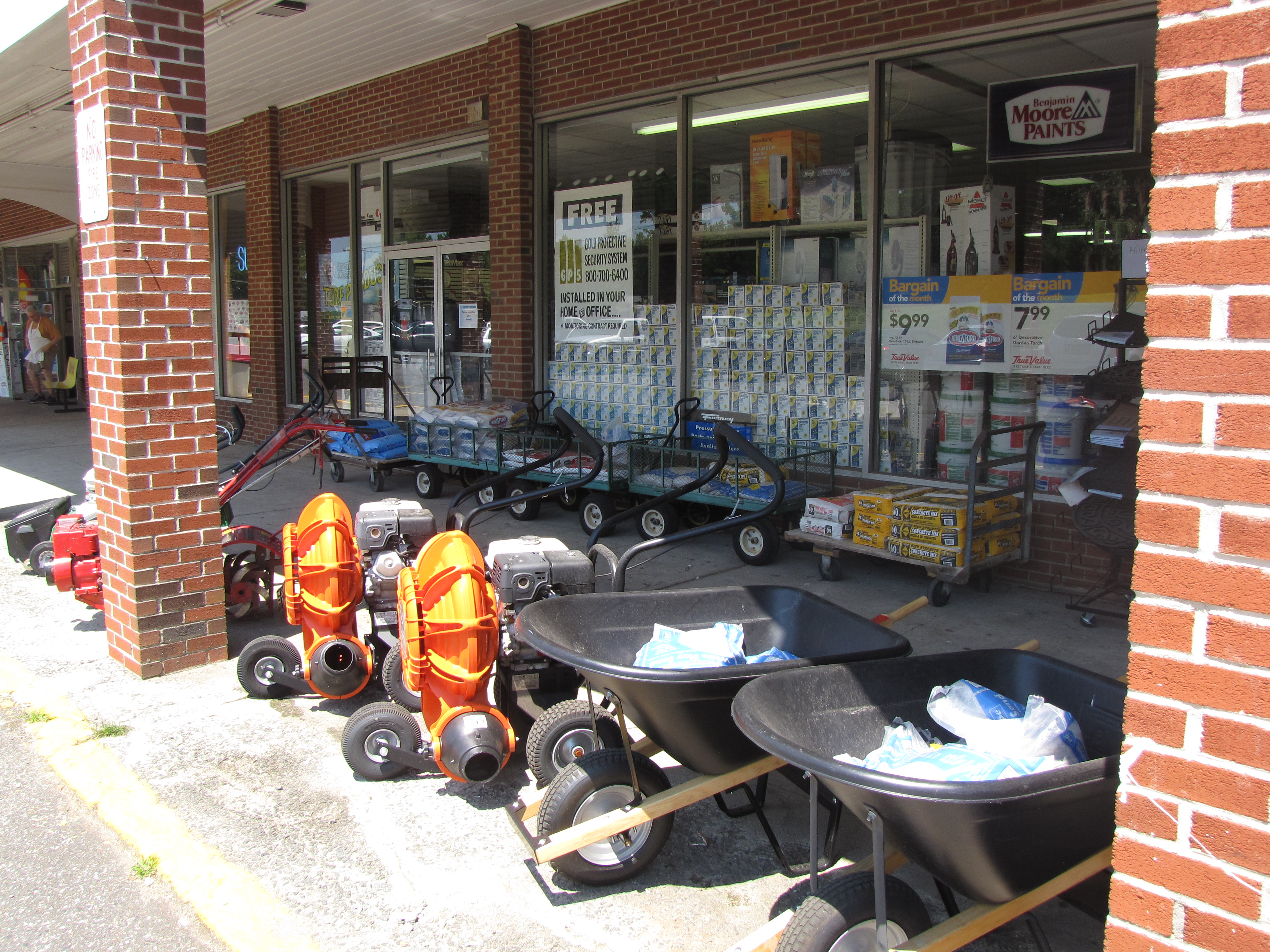 We offer a variety of Lawn Equipment. Because Manalapan Hardware wants to bring you the greatest level of customer service and tools for you to use we are a certified RedMax dealer.